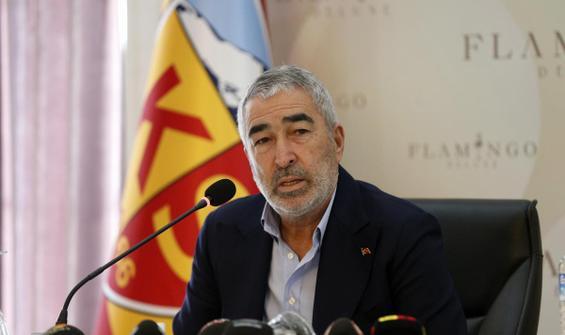 """""""Kayserispor'u hakettiği yere getireceğiz"""""""