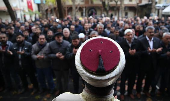 Aydın'da cenaze namazlarına koronavirüs önlemi