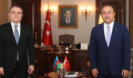 Türkiye ile Azerbaycan arasında Karabağ görüşmesi
