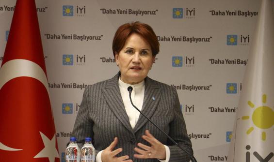 Akşener'den Özdağ'ın ihracına ilişkin açıklama