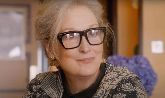 Meryl Streep yeni filminden ilk fragman