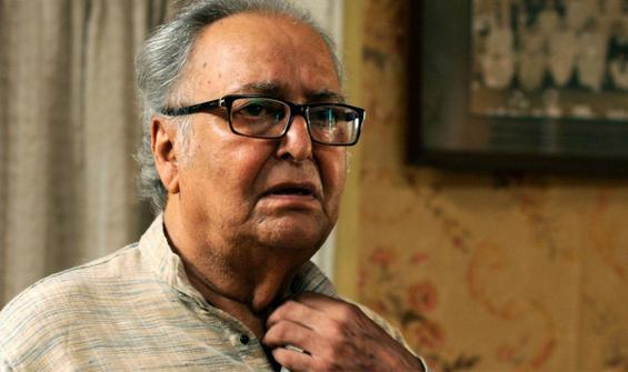 Soumitra Chatterjee hayatını kaybetti