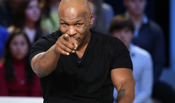 Mike Tyson ringe dönüyor