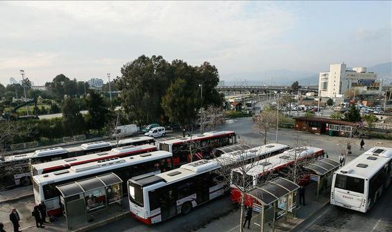 İzmir'de toplu ulaşımda 'kısıtlama' düzenlemesi