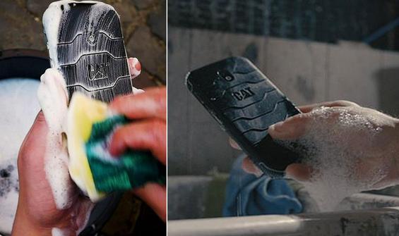 Dünyanın ilk anti bakteriyel telefonu piyasaya çıkacak