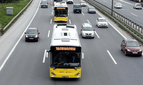 İstanbul'da toplu ulaşıma Kovid-19 düzenlemesi