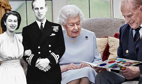 Kraliçe Elizabeth ve Prens Philip '73' dedi