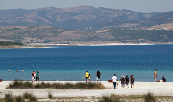 Salda Gölü'yle ilgili bilirkişi raporu mahkemeye ulaştı