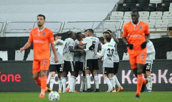 Nefes kesen maçın galibi Beşiktaş