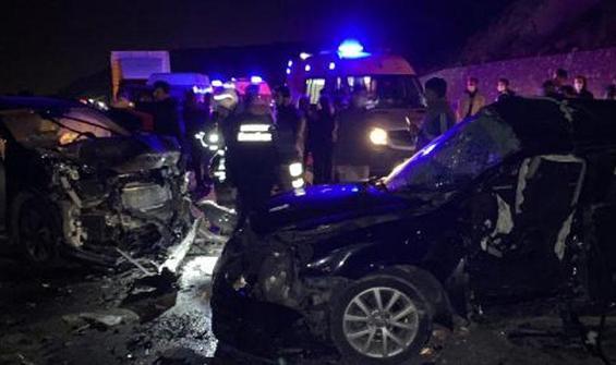 Hatay'da feci kaza: 2 ölü