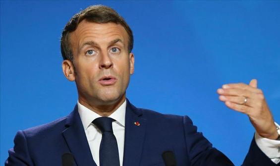 Macron'dan skandal iddia!