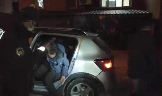 60 yaşındaki korona hastası yurttan kaçtı!