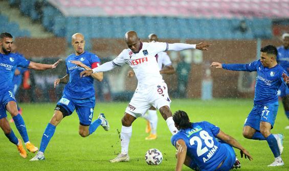 Abdullah Avcı, Trabzonspor'da galibiyetle başladı