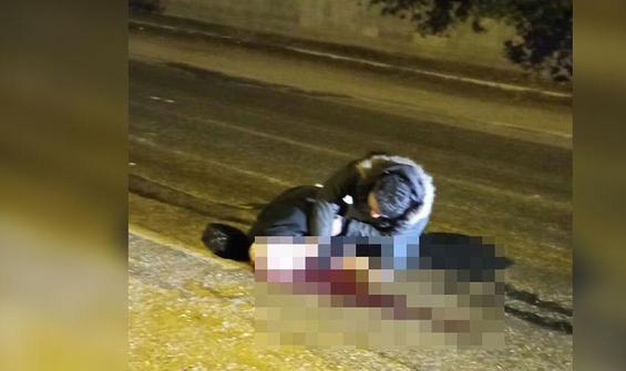 'Eşi tarafından otomobilden atılan kadın öldü'