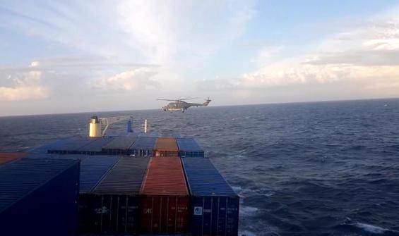 Akdeniz'de skandal! Alman askerleri Türk gemisine çıktı