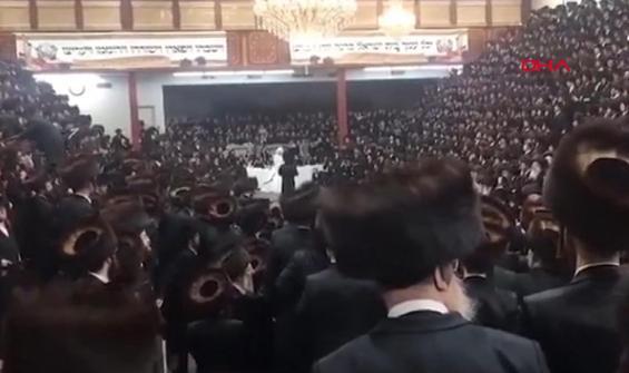 Yedi bin kişilik düğüne tepki yağdı