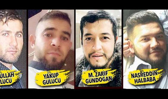 Tecavüzcüler yurt dışına kaçtı