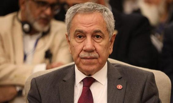 Bülent Arınç, YİK üyeliği görevinden istifa etti