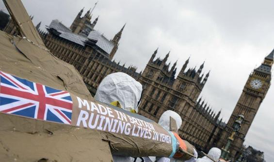 İngiltere'ye 'Suudi Arabistan' ve 'BAE' çağrısı
