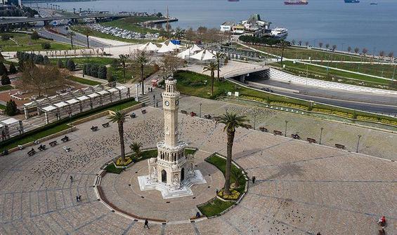 İzmir'de yeni koronavirüs tedbirleri