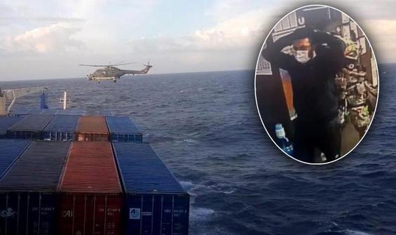 MSB'den Türk gemisine hukuksuz aramaya ilişkin açıklama
