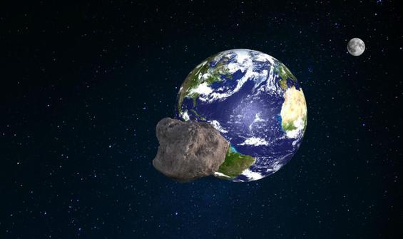 NASA: Gökdelen büyüklüğünde ve Dünya'ya doğru geliyor!