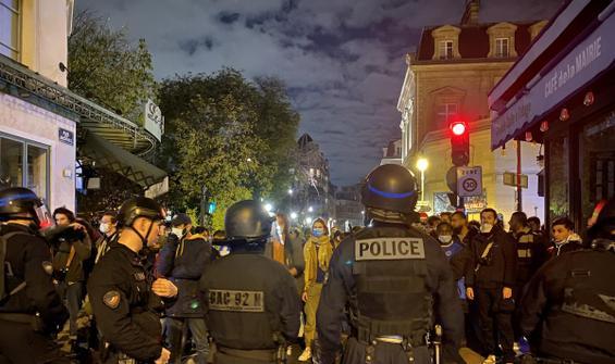 """""""Fransa'da eşitlik, özgürlük, kardeşlik görmedik"""""""
