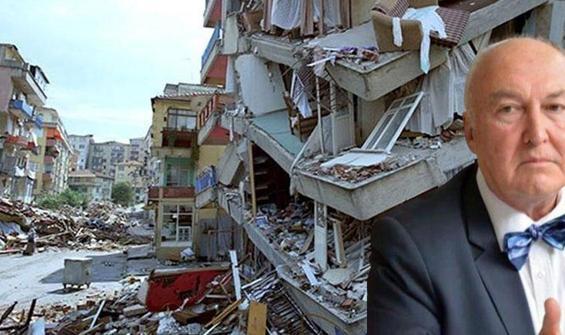 İstanbul'daki en riskli bölgeleri tek tek açıkladı!