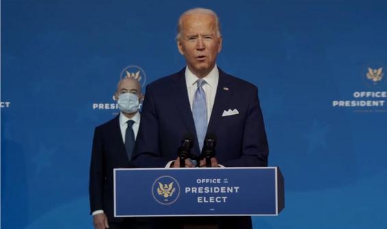 """Joe Biden kabinesini açıkladı: """"Ekip ilkleri barındırıyor"""""""