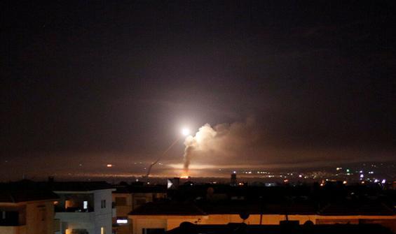 Esad rejimi: İsrail, Şam'a hava saldırısı düzenledi