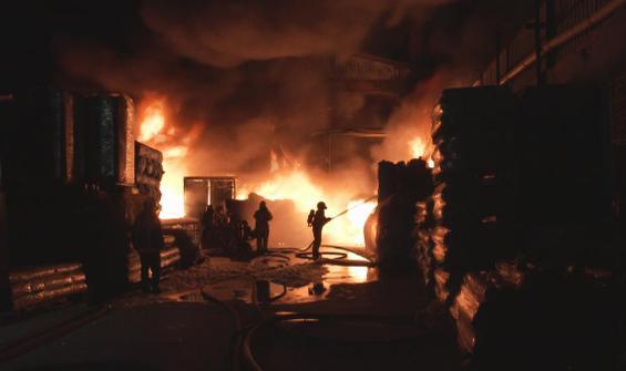 İstanbul'un yangın raporu