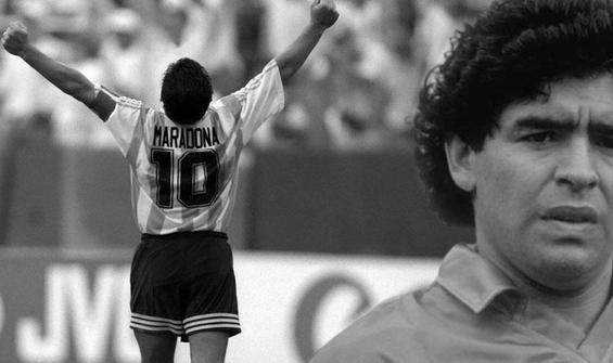 Maradona'nın vefatı futbol dünyasını yasa boğdu