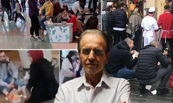Prof. Dr. Ceyhan'dan tepki çeken görüntülere karşı uyarı!