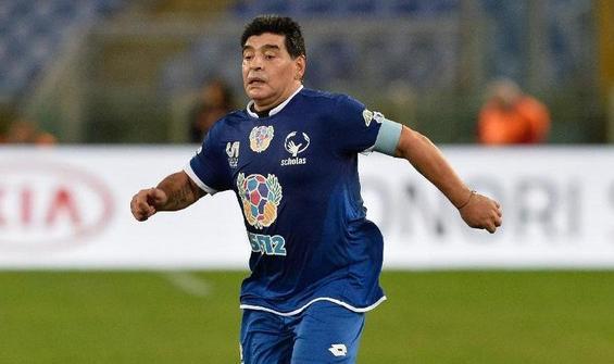 UEFA'dan Maradona kararı!