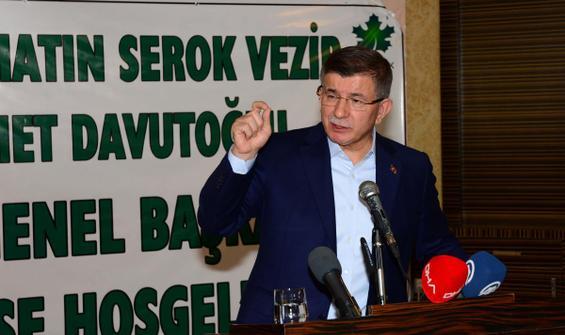 """Davutoğlu'na siyasilerden """"geçmiş olsun"""" telefonu"""