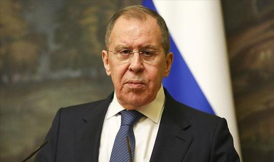 Lavrov'dan AB ülkelerine 'kibir' göndermesi