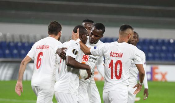 UEFA'dan Sivasspor paylaşımı