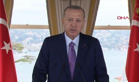 Erdoğan: İslam düşmanlığı virüsü ile mücadele ediyoruz