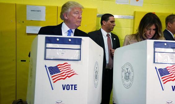 Pensilvanya'da Trump'ın talebi rededildi