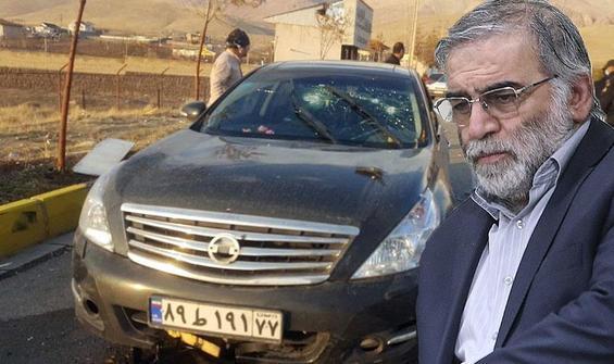 İran'dan Fahrizade suikastine ilişkin çarpıcı açıklama