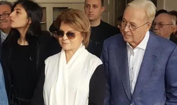 Tansu Çiller'in eşi hastaneye kaldırıldı