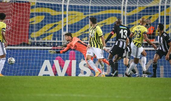 7 gollü derbide kazanan Beşiktaş
