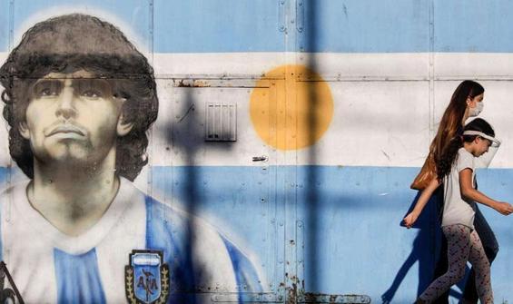 Maradona'nın doktorunun evi ve muayenehanesinde arama!