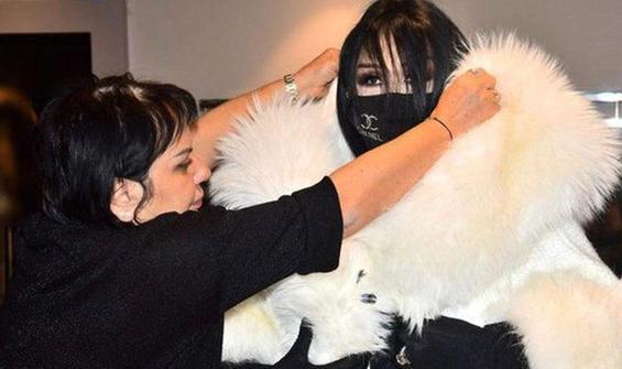 Bülent Ersoy'a 'kürk bağışı' tepkisi