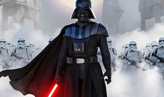 'Darth Vader' hayatını kaybetti!