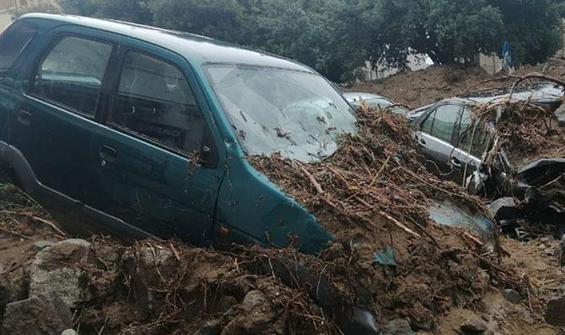 İtalya'yı sel vurdu, bilanço ağırlaşıyor