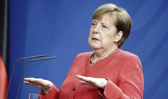"""Merkel'den """"Oruç Reis Gemisi"""" açıklaması"""