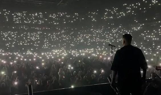 Tepki çeken konser: Binlerce kişi katıldı