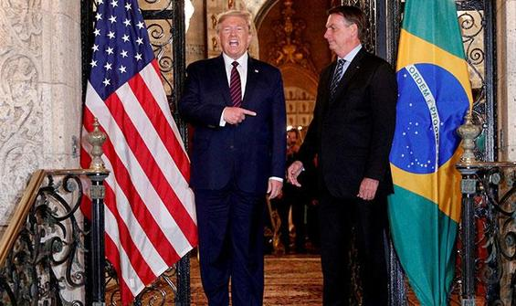 Bolsonaro, Biden'ın zaferini kabul etmedi