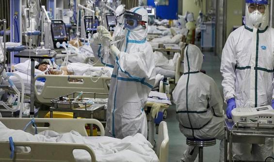 ABD'de ölü sayısı 274 bini geçti